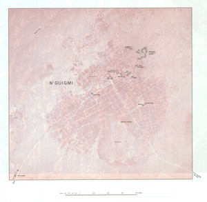 Chad Basin #ND-33-XIV-1a: part of XIII 2b Djibouloua back