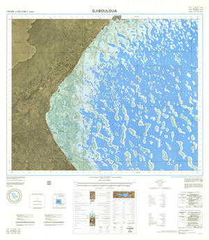 Chad Basin #ND-33-XIV-1a: pat of XIII 2b Djibouloua