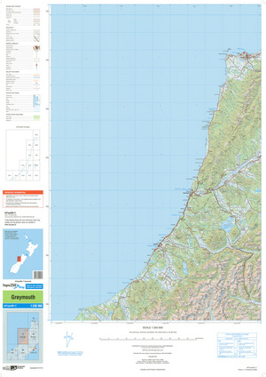 New Zealand #250-17: Greymouth
