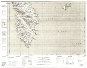 Papua New Guinea #SB-56-03: Cape St George