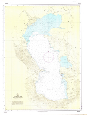 Caspian Sea Nautical #30300