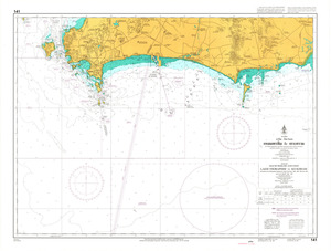 Thailand Nautical Chart: #141: Laem Thoraphim