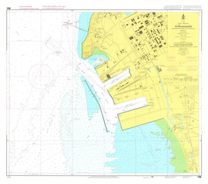 Thailand Nautical Chart: #156