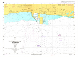 Thailand Nautical Chart: #163
