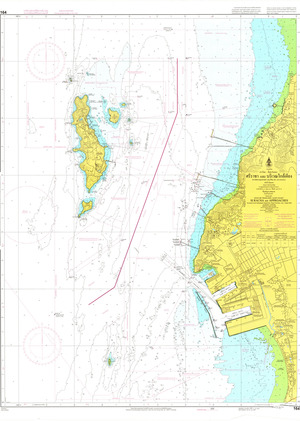 Thailand Nautical Chart: #164