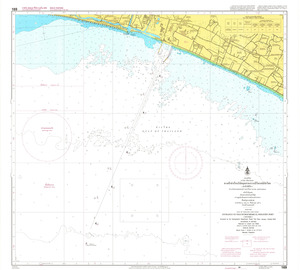 Thailand Nautical Chart: #169