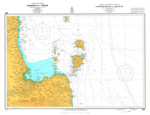 Thailand Nautical Chart: #204