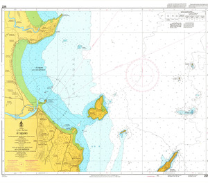 Thailand Nautical Chart: #225