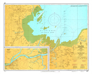 Thailand Nautical Chart: #227