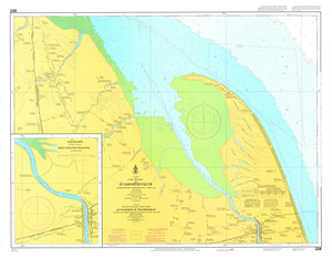Thailand Nautical Chart: #228