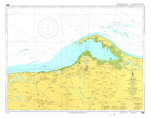 Thailand Nautical Chart: #230