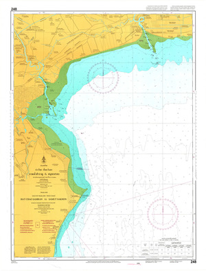 Thailand Nautical Chart: #248