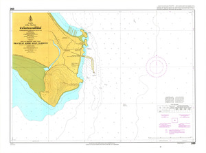 Thailand Nautical Chart: #260