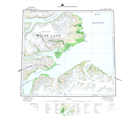 Greenland #70-O-2 - $20.00 : Charts and Maps, ONC and TPC ...