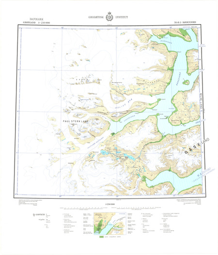 Greenland #70-O-3 - $20.00 : Charts and Maps, ONC and TPC ...