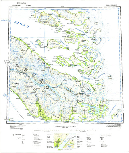 Greenland #70-V-2 - $20.00 : Charts and Maps, ONC and TPC ...