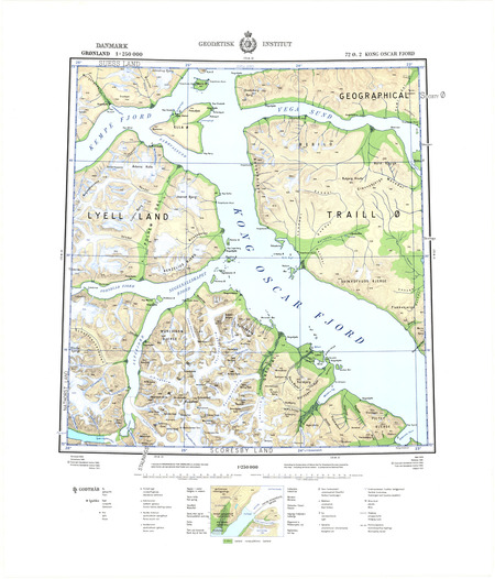 Greenland #72-O-2 - $20.00 : Charts and Maps, ONC and TPC ...