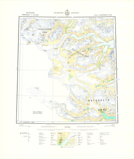 Greenland #72-O-3 - $20.00 : Charts and Maps, ONC and TPC ...