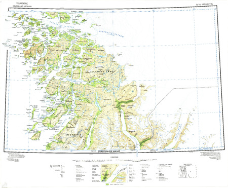 Greenland #72-V-1 - $20.00 : Charts and Maps, ONC and TPC ...