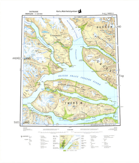 Greenland #73-O-2 - $20.00 : Charts and Maps, ONC and TPC ...