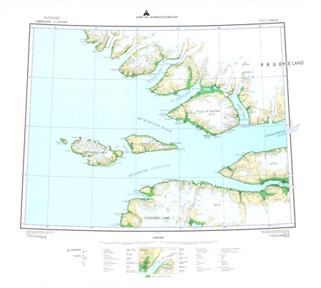 Greenland #77-V-1 - $20.00 : Charts and Maps, ONC and TPC ...