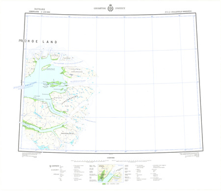 Greenland #77-V-2 - $20.00 : Charts and Maps, ONC and TPC ...