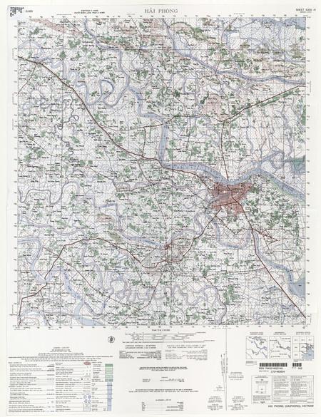 Vietnam 6350 4 Hai Phong Haiphong 20 00 Charts And Maps