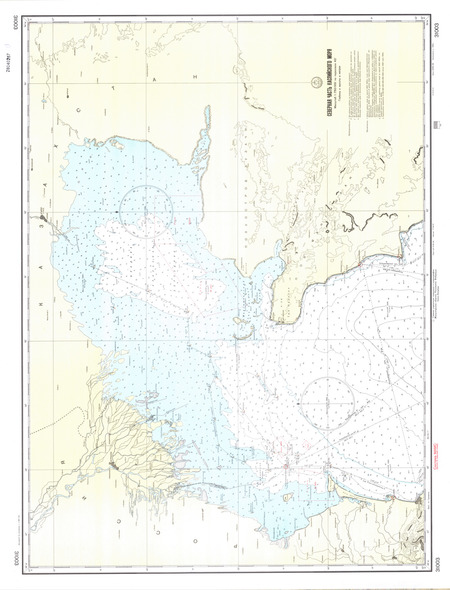 Caspian Sea Nautical #31003 - $20.00 : Charts and Maps, ONC and TPC ...